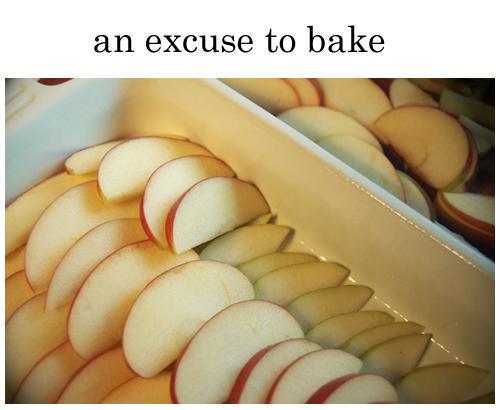 Excusetobake